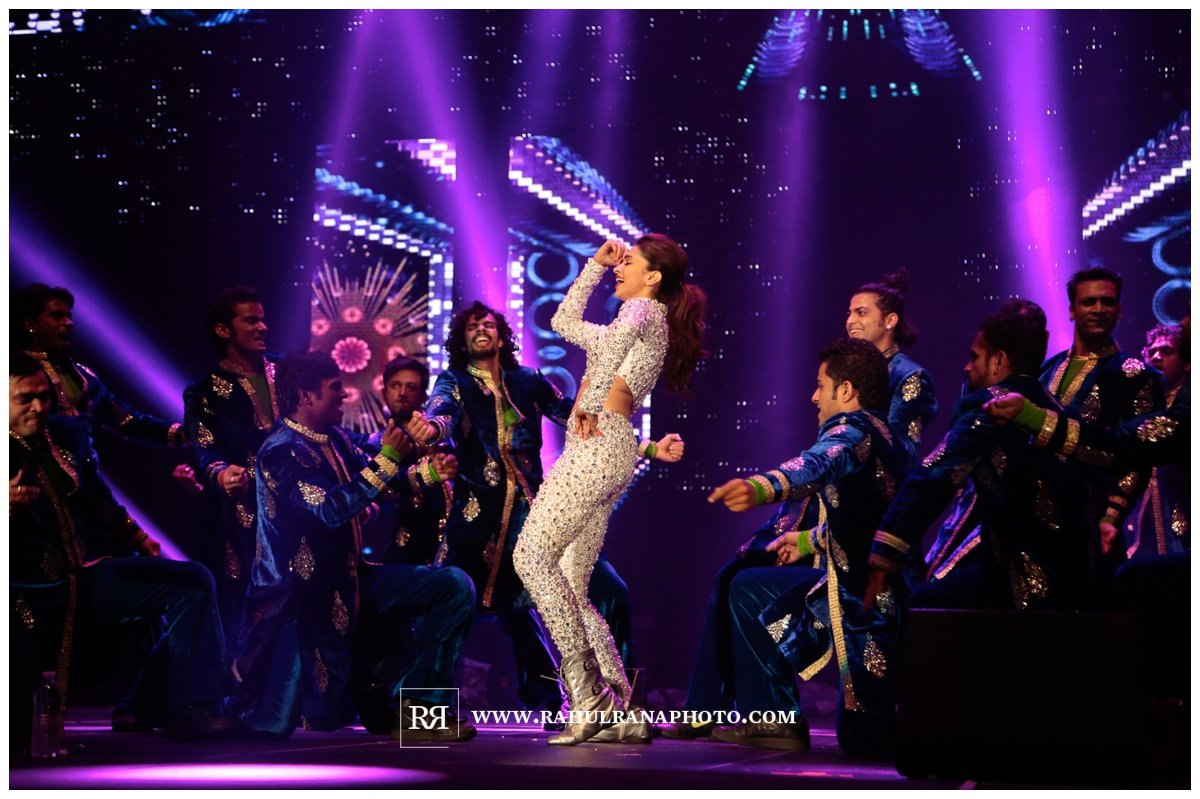 Slam Concert Tour - Deepika Padukone - Happy New Year - Rahul Rana Photography