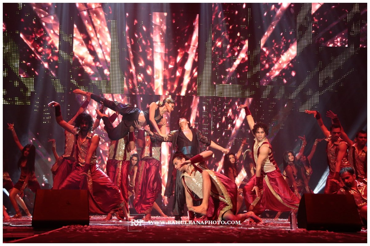 Slam Concert Tour Chicago - Shah Rukh and Deepika Padukone - Rahul Rana Photography