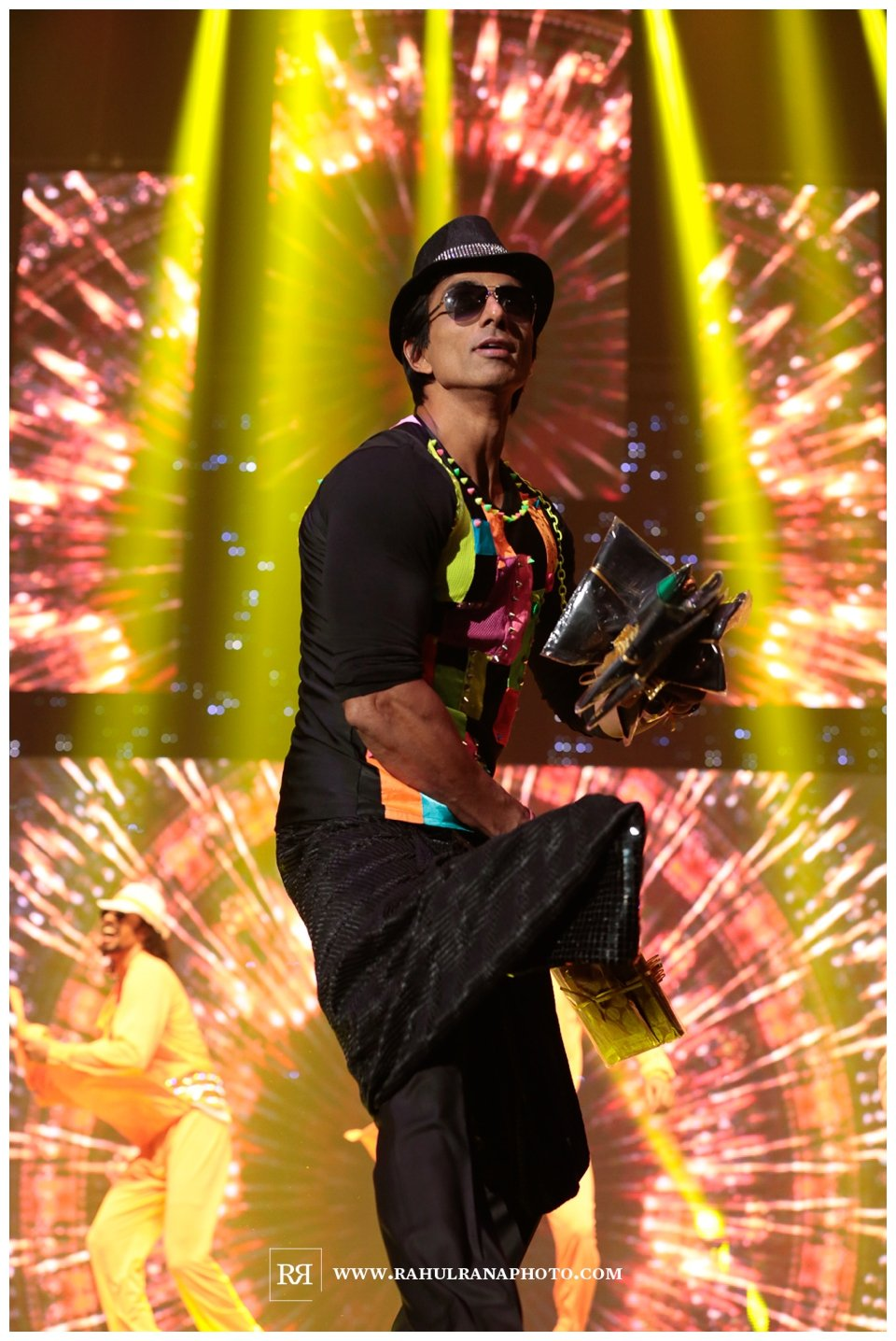 Slam Concert Tour Chicago - Sonu Sood Happy New Year - Rahul Rana Photography