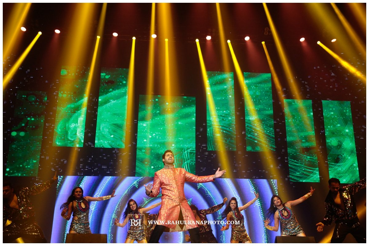 Slam Concert Tour Chicago - Abhishek Bachchan - Rahul Rana Photography