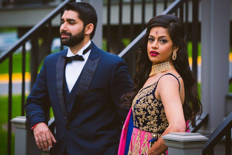 Sonam Harpreet - Sikh Hindu Wedding - DoubleTree Hilton Oakbrook - Rahul Rana Photography