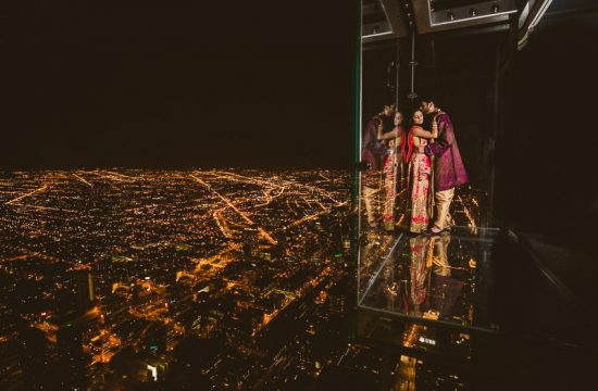 Vidhi & Neel - Willis Tower & Pearl Banquets - Chicago Indian Wedding - Rahul Rana