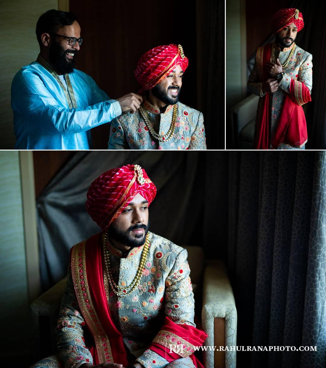 Westin North Shore - Wheeling Indian Wedding - Prachi Jay - Rahul Rana Photo